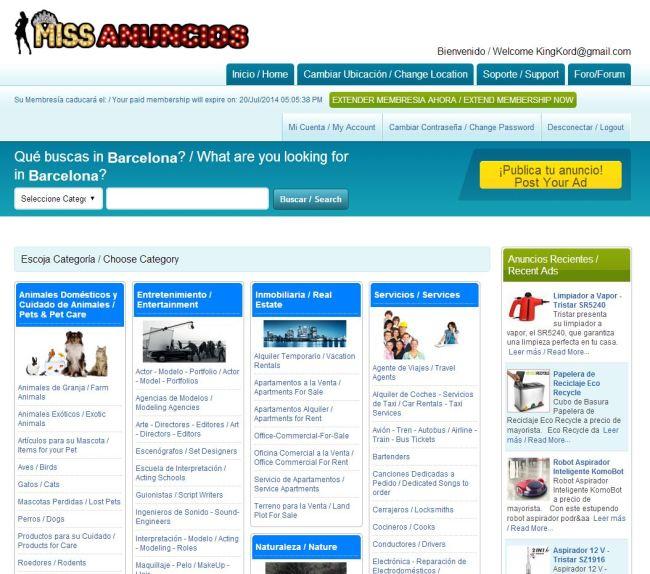 http://www.missanuncios.com
